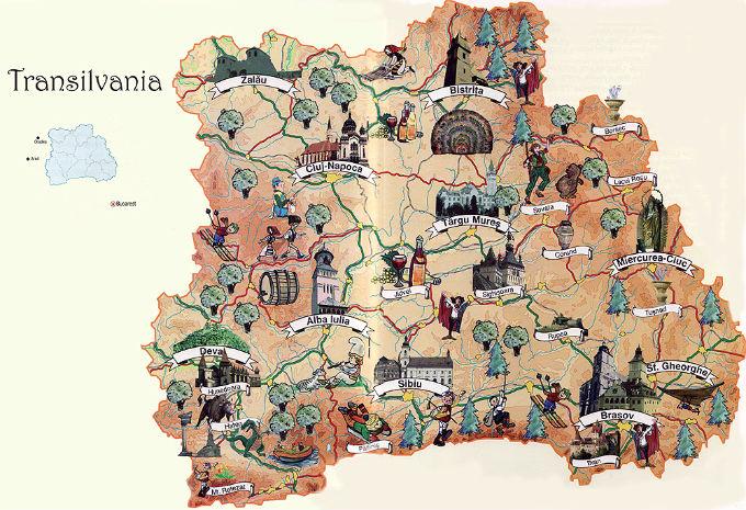 ¡Nos vamos a Rumanía!