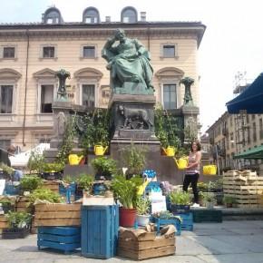 Julio en Turin