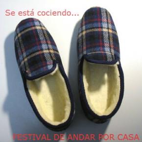 FESTIVAL DE ANDAR POR CASA....