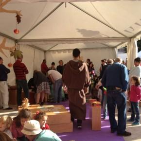 Fiesta de la manzana en Villaviciosa
