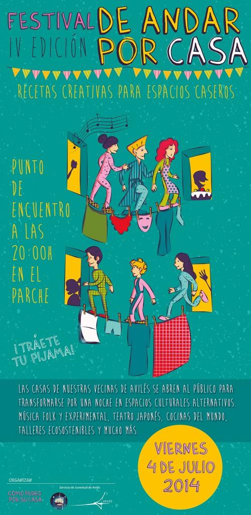 Asturias con niños: IV Festival de Andar por casa en Avilés