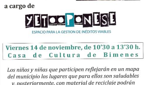 """Tu Pueblo Ideal """"Bimenes"""""""