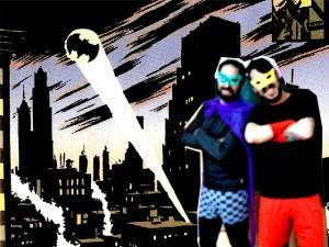 Superheroes cancienes