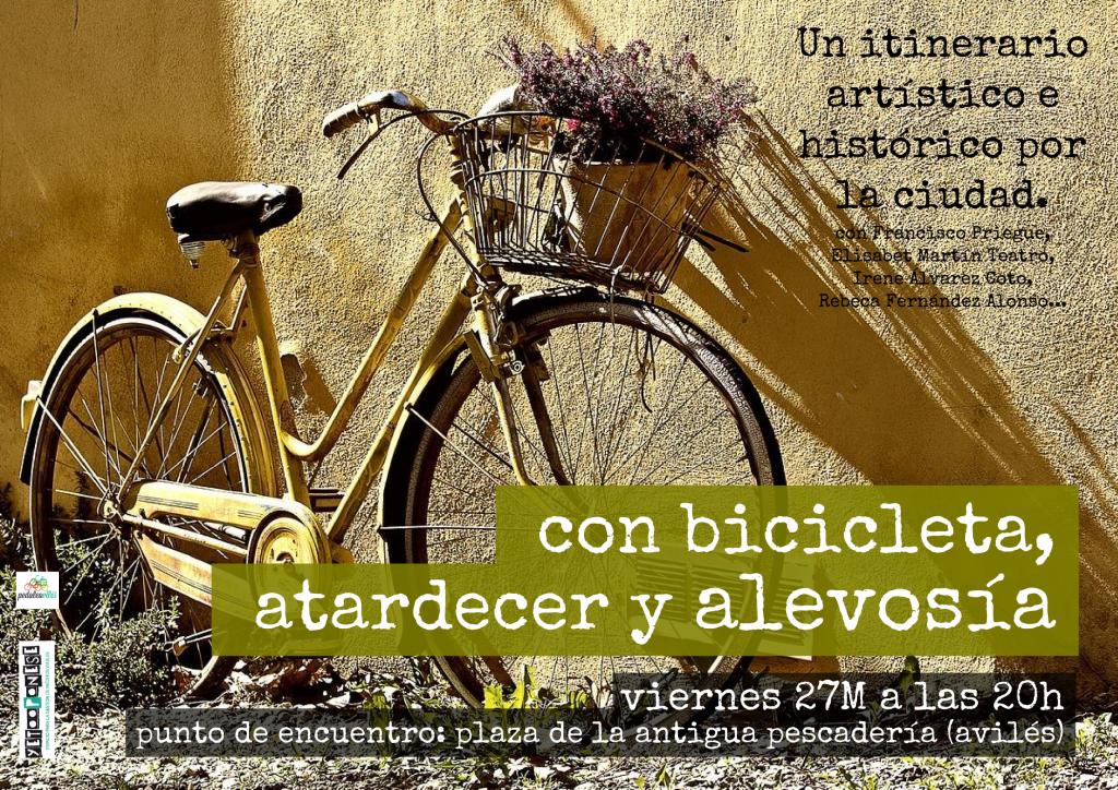 bicicleta y alevosía