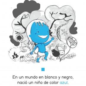 El neno azul llega al Festival Internacional de Cine de Xixón!