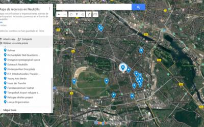 Mapeando los recursos del barrio de Neukölln en Berlín
